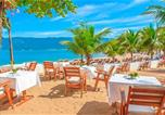 Hôtel Ilhabela - Dpny Beach Hotel & Spa-4
