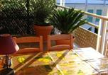 Apartment with 2 bedrooms in Nice with furnished terrace and Wifi 1 km from the beach
