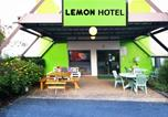 Hôtel Savigny-sous-Faye - Lemon Hotel Ch Futuroscope-1