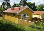 Location vacances Norrköping - Two-Bedroom Holiday home in Vikbolandet-3