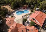 Camping avec WIFI Apremont - Camping Les Cyprès-4