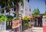 Hôtel Boca Chica - Aparta Hotel Azzurra-2