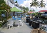 Hôtel Fort Myers - Dolphin Inn-4