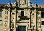 Hôtel Ourense - Parador de Santo Estevo-1