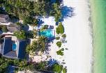 Hôtel Jambiani - Sharazad Oasis Retreat-1