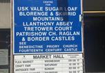 Location vacances Abergavenny - Ty Pinc - Central Townhouse-2