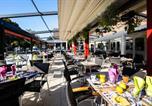 Hôtel Rixheim - Hotel-Restaurant Espace Squash 3000-1
