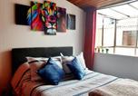 Location vacances Bogotá - Norte de Bogota tranquilo-1