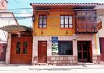 Location vacances Sucre - Hostal Pachamama-4