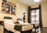 Hôtel Latium - Hostel One Trastevere-4