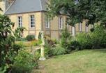 Hôtel Orne - Le domaine de Beaufai-4