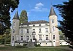 Hôtel Tournon-Saint-Pierre - Château Les Vallées-1