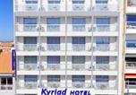 Hôtel Les Sables-d'Olonne - Kyriad Les Sables d'Olonne - Plage - Centre des Congrès-4