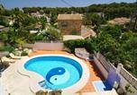 Location vacances Javea - Holiday Home De la Higuera-2