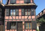 Hôtel Hoenheim - Au Merlenchanteur-2