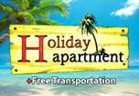 Location vacances Rafina - Holiday Apartment-1
