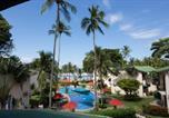 Hôtel Jacó - Hotel Club del Mar Oceanfront-1