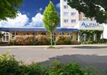 Hôtel Rödermark - Alpha-Hotel garni-1