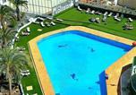 Hôtel San Bartolomé de Tirajana - Apartamento en Playa del Inglés Los Molinos 726-1