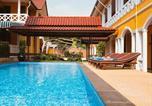 Hôtel Khong Chiam - Le Jardin Hotel-4