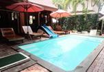Hôtel Lat Krabang - Orchid Resort-1