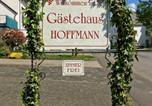 Location vacances Leiwen - Gästehaus Hoffmann-4