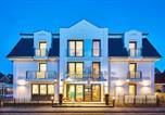 Hôtel Büsum - Bernstein Hotel &quote;50`s Seaside Motel&quote;