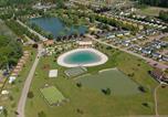 Camping avec Parc aquatique / toboggans Aisne - Homair - La Croix du Vieux Pont-4