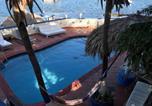 Location vacances  Antilles néerlandaises - Waterfront Limestone Apartment & spa Curacao-3