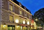 Hôtel Sainte-Nathalène - Hôtel Les Remparts-1