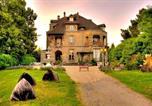 Hôtel Bessines-sur-Gartempe - Chambres d'Hôtes-Château Constant-1