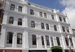 Hôtel Hobart - Backpackers Imperial Hotel-1