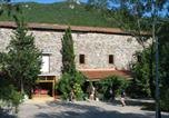 Camping avec Hébergements insolites Gard - Camping Isis en Cévennes-3