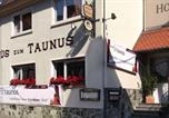 Hôtel Hattersheim - Hotel zum Taunus-1
