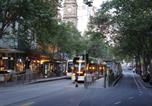 Location vacances Melbourne - Pleasant City Stay on Collins-3