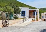 Location vacances Sant Josep de sa Talaia - San Jose Villa Sleeps 8 Pool Air Con Wifi-3