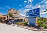 Location vacances Porterville - Best Western Exeter Inn & Suites-1
