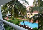 Location vacances Candolim - Sun & Sand Apartment C-006-3