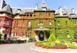 Hôtel Méru - Chateau de Montvillargenne-2