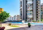 Location vacances Torremolinos - Awesome apartment in Torremolinos with Outdoor swimming pool and 2 Bedrooms-1