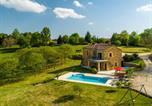 Location vacances Mazeyrolles - Serene Holiday Home in Mazeyrolles with Swimming Pool-1