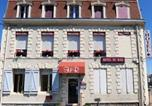 Hôtel Dax - Hôtel Regia (ex - Hôtel du Rail)-1