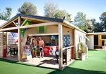 Camping avec Parc aquatique / toboggans France - Camping Le Petit Rocher -4