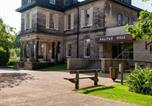 Hôtel Sheffield - Halifax Hall-2