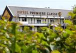 Hôtel Yonne - Premiere Classe Avallon-1