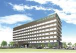 Hôtel Utsunomiya - Hotel Route-inn Utsunomiya Yuinomori-1