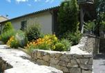 Location vacances Balazuc - Les Oliviers gîte grand confort au calme-4
