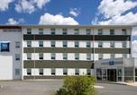 Hôtel Auvergne - Ibis budget Montluçon-2