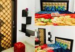 Location vacances Gurgaon - Palace @Hudacitycenter Gurugram-1