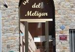 Location vacances  Andorre - Apartaments Del Meligar-4